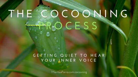 cocooning process