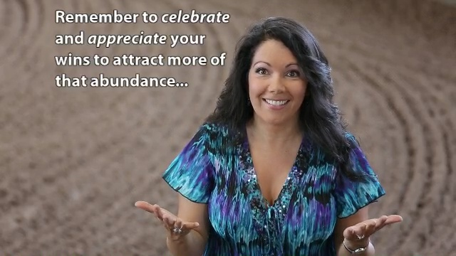 [VIDEO] Inspired Success: Celebrate Your Wins