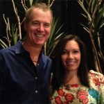 Here I am with Product Launch Formula creator Jeff Walker