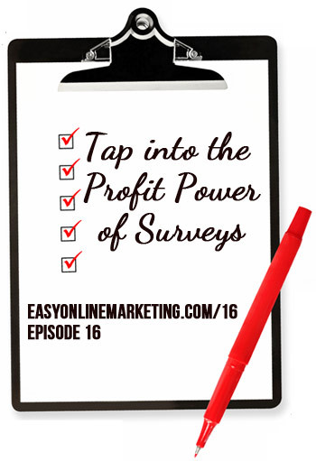 30 Days of LOA – Tap into the Profit Power of Surveys