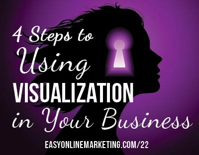 30 Days of LOA – 4 Steps to Using Visualization to Further Your Online Business