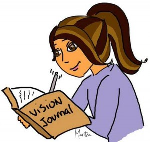 vision journal for your business