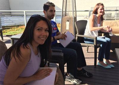 Entrepreneur on Fire mastermind meetup