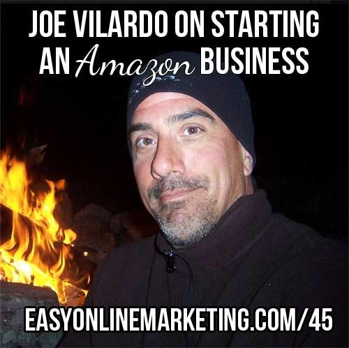 How to Start an Amazon Business – Joe Vilardo of EcoVidaGear.com