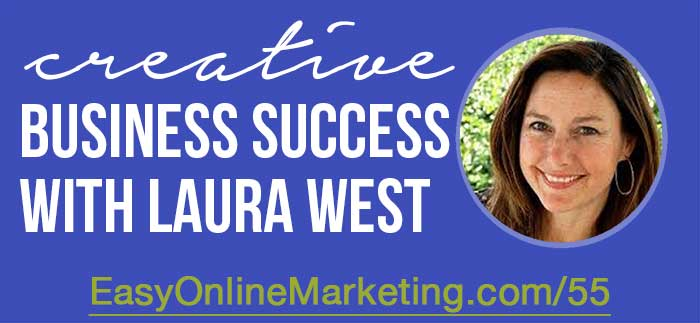 Laura West creative business
