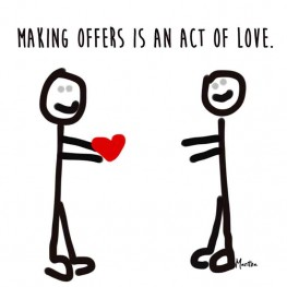 [Love Note] Making Offers in Your Business is an Act of Love