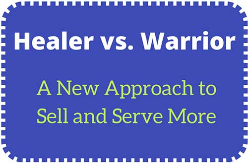 Healer vs Warrior selling