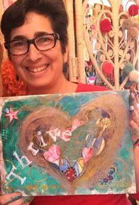 Sandy Rakowitz creativity