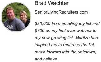 Brad senior living