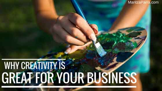 why creativity is great for your business