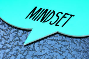 mindset bubble
