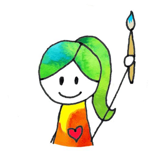heartwork journal girl