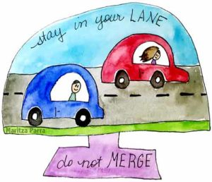 stay in your lane - codependence