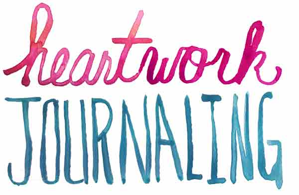 heartwork journaling
